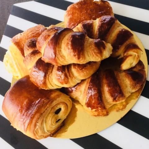 Francúzske maslové croissanty & Tartlet PREMIUM Plus