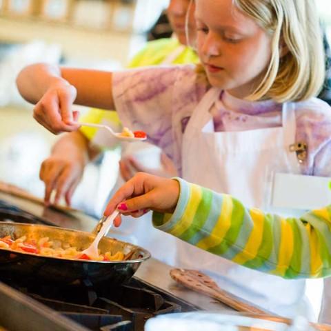 Cesta Amerikou pre menších kuchárikov