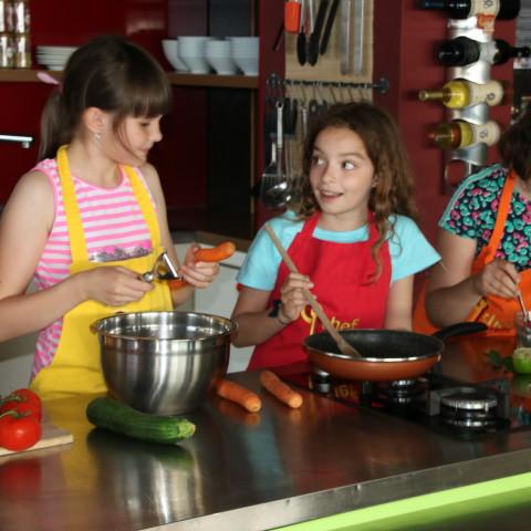 Prázdninová škola varenia