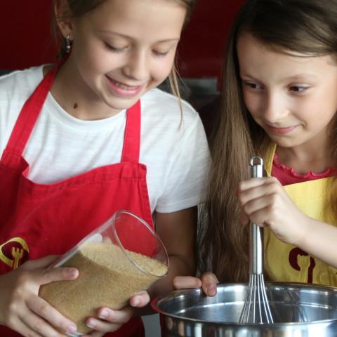 Prázdninová škola pečenia