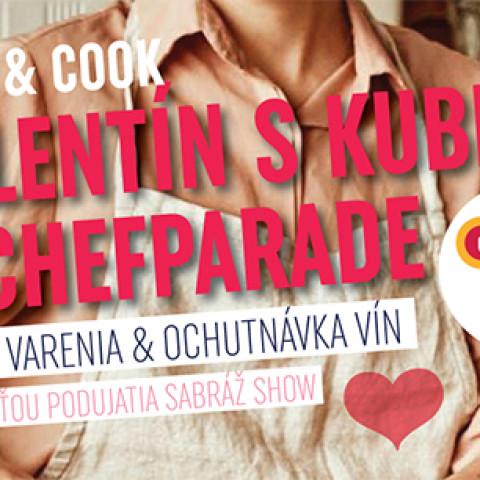 Valentín s Vdovjakom v Chefparade