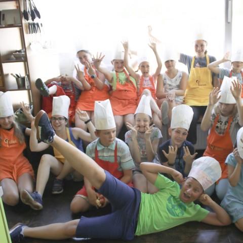 Jesenná prázdninová škola varenia 2