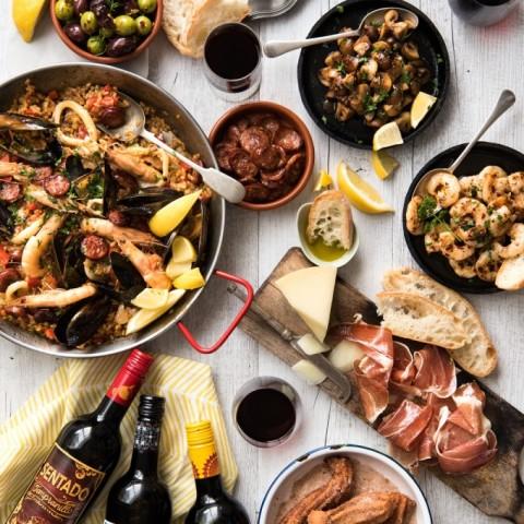 Španielska kuchyňa